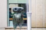 Fundacion of Joan Miro, Barcelona, Spain