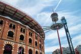 Placa de toros de la Arenas, Barcelona, Spain
