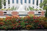 Fountain, Aon Center