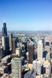 Sears Tower, Chicago view from the Aon Center