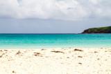 White sand beach, Playa Flamenco, Culebra, Puerto Rico