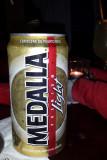 Medella beer, Rio Grande, Puerto Rico