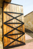 Door, Castillo de San Cristobal, Old San Juan
