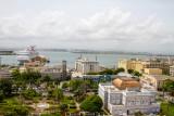 Port, Old San Juan, the new way of entering