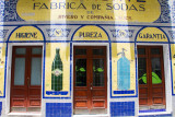 Fabrica de Sodas, doors and windows, Old San Juan