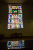 Stained glass, Banco Popular, Old San Juan