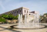 Fountain, Plaza del Quinto Centenario, Jaime Suarez, Old San Juan