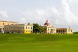 School of Fine arts, San Felipe El Morro Castle, Viejo San Juan
