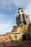 Lighthouse, San Felipe El Morro Castle, Viejo San Juan