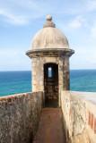 Tower, San Felipe El Morro Castle, Viejo San Juan