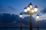 Lamp post, Old San Juan