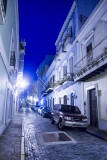 Streets, Old San Juan