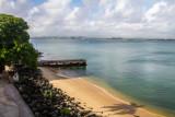 Beach, Del Morro Promenade, Old San Juan