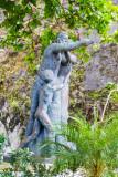 Fuente de la Herencia de las Americas, Jose Buscaglia, Old San Juan