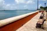 Benches, Old San Juan