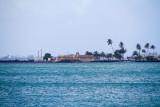 El Canuelo Fort, San Juan de la Cruz, Isla de Cabras, World Heritage Site