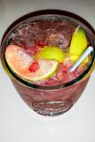 Welcome drink, Old San Juan