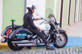 Police officer, Old San Juan