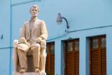 Abraham Lincoln, Old San Juan