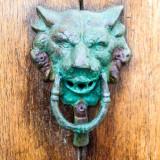 Door knocker, Old San Juan