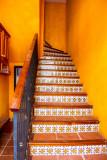 Steps and tiles, Old San Juan