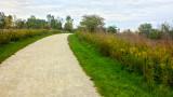 Trail, Barrington Park, Illinois