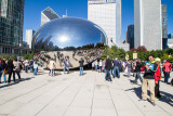 A better way to Selfie, Cloud Gate, Chicago, IL