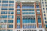 Windows, Facade, Michigan Ave., Chicago, IL