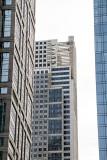 Chicago skyscraper roofs
