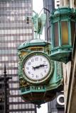 Clock, Chicago Loop