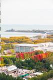 Cloud Gate, Millennium Park, Fall Colors, Open House Chicago, 2014