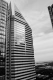 Smurfit Stone Building, Chicago, IL, Black and White