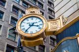 Clock, Loop, Chicago, IL