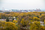 Navy Pier, View from the Presidential Suite, Blackstone Hotel, Fall Colors, Chicago Open House 2014