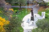 Theodore Thomas Memorial, Spirit of Music Garden, Albin Polasek, Chicago, IL