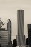 Aon Building, Prudential Plaza, Chicago, IL