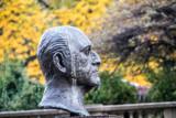 Solti Memorial, Grant Park, Chicago, IL