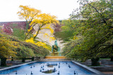 South Garden of the Art Institute of Chicago