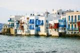Little Venice, Mikonos
