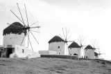 Windmills, Mikonos