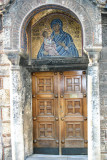 Door - Church of Holy Apostles, Athens