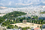 Ancient Agora from the Acropolis, Athens