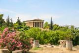 Temple of Hephaistos, Athens