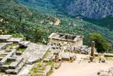 The Oracle site, Delphi