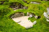 3100 BC settlements in Skara Brae, Orkney, Scotland