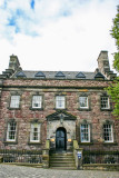 Governor's house at the Edinburgh Castle
