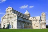 Pisa, Pompeii, Naples, Italy