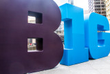 Big Ten Conference, Basketball,  Chicago, St. Patrick's Day, 2015