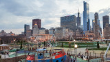 Chicago from Maggie Daley Park