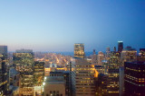 View from 45th floor, 227 W Monroe St, Chicago